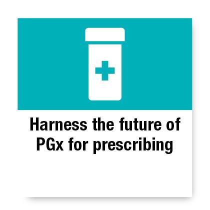 Harness the Future of PGx for Prescribing