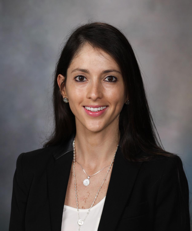 Maria (Daniela) D. Hurtado Andrade, M.D., Ph.D.