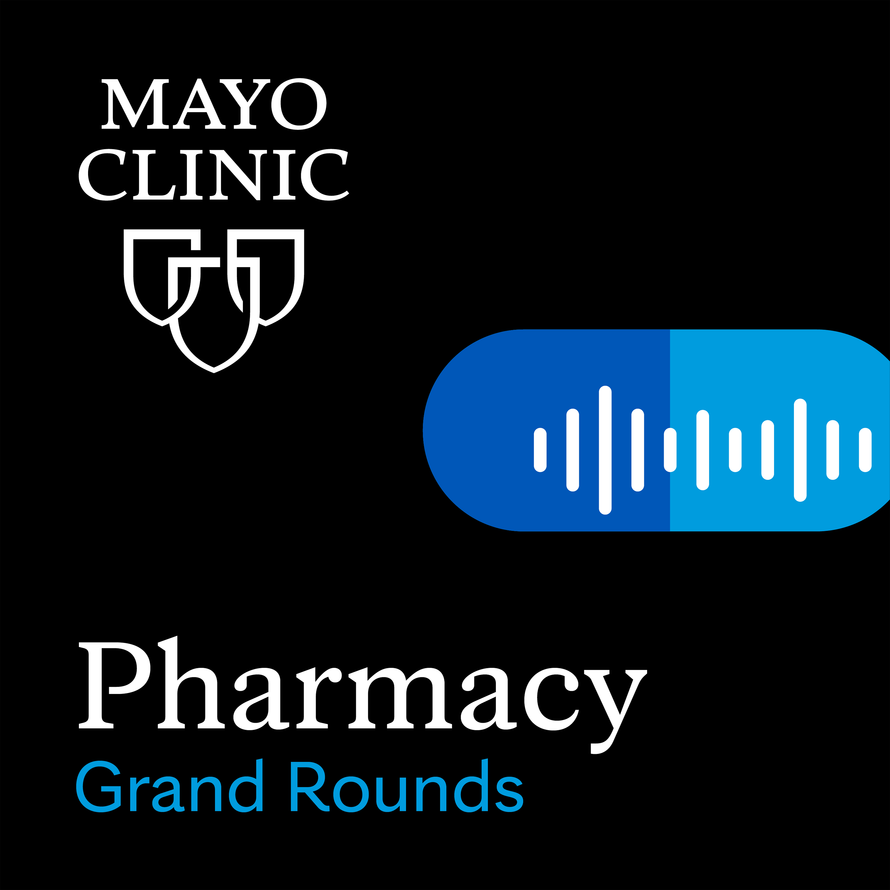 Pharmacy Grand Rounds Podcast Icon