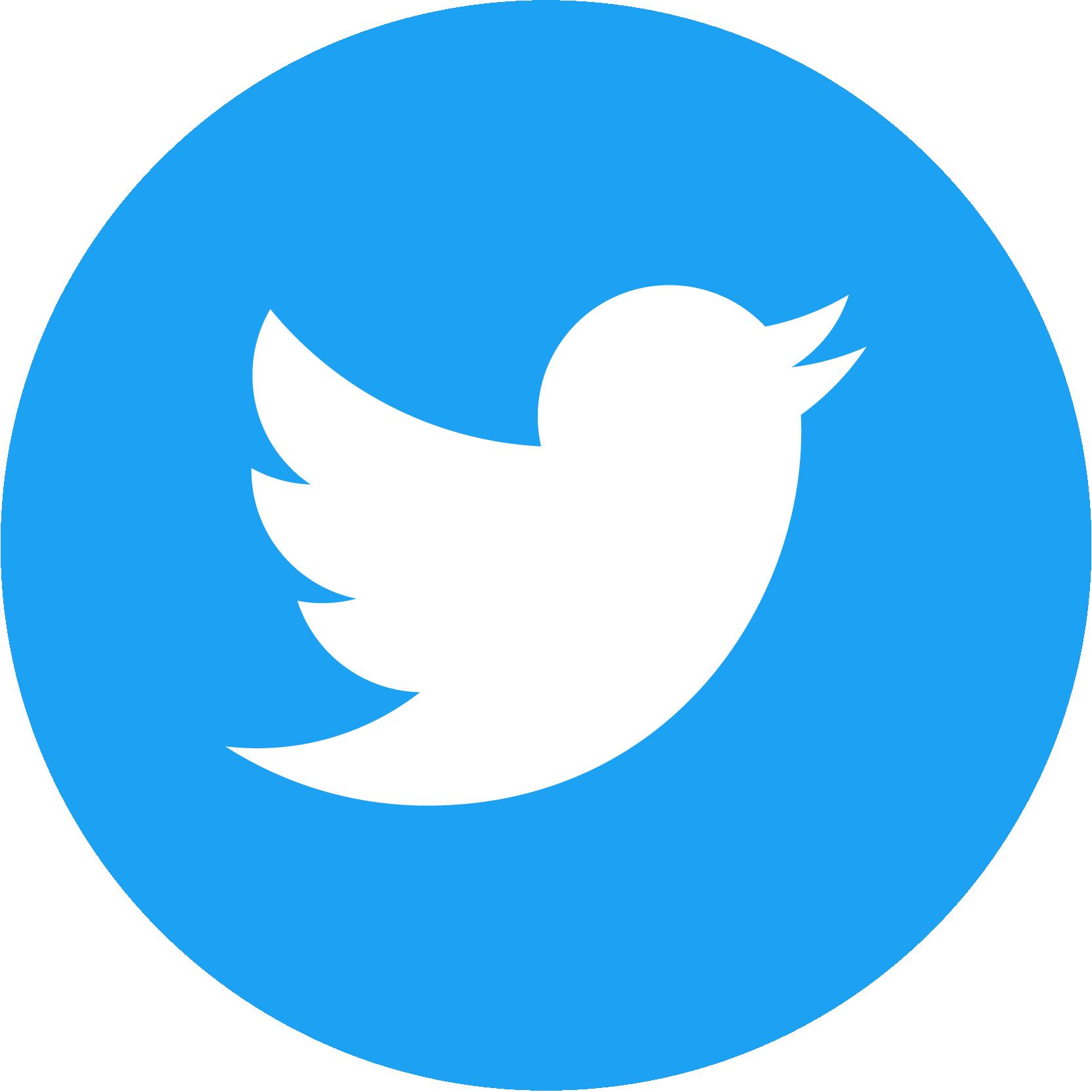 Find us on Twitter